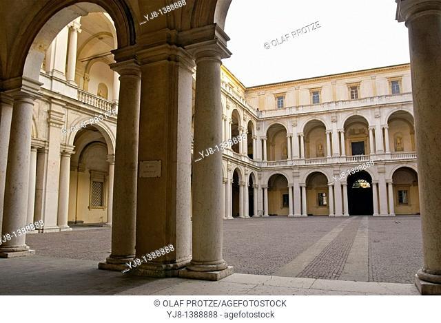 Palazzo Ducale von Modena, Emilia-Romagna, Italien