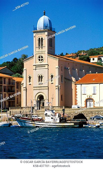 Port-Vendres. Languedoc-Roussillon, France