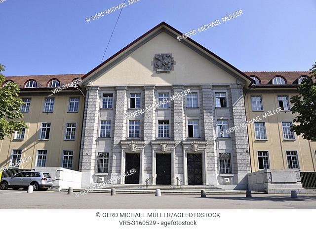Switzerland: The justice court of Zürich-City