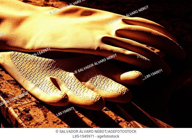 Wash gloves