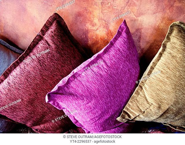 Cushions, Istanbul.Turkey