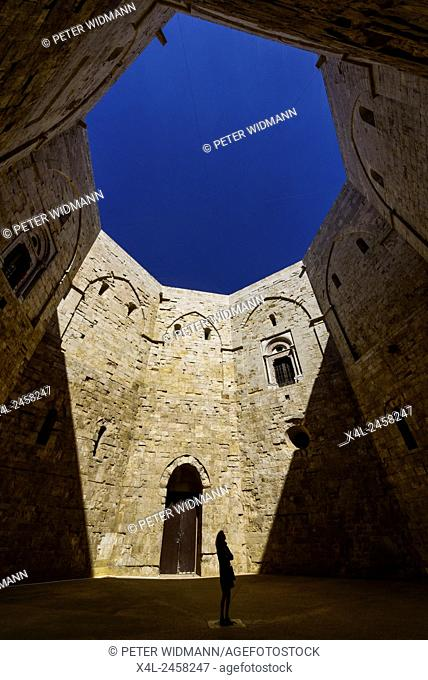 Castel del Monte, Apulia, Italy, Friedrich II, UNESCO World Heritage Site