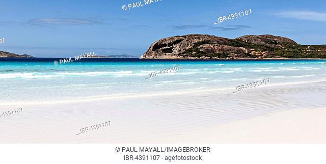 White sand beach, Lucky Bay, Esperance, Western Australia, Austrailia