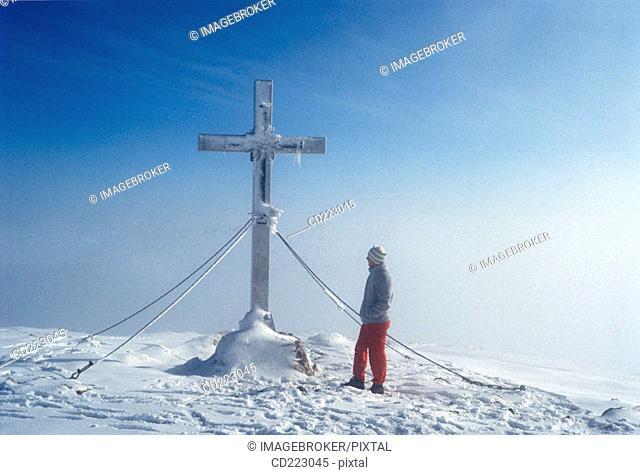 Schneeberg (Snow Mountain), Niederösterreich ( Lower Austria), Austria