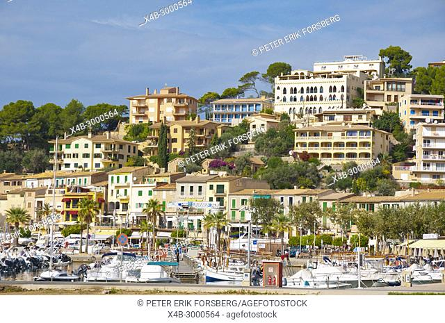 Port de Soller, Mallorca, Balearic islands, Spain