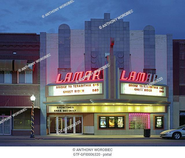 Lamar Cinema, Lamar, Colorado