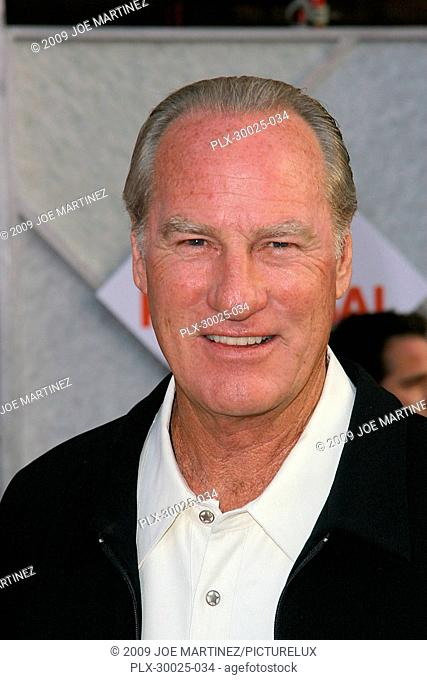 Craig T. Nelson at the World Premiere of Touchstone Pictures' The Proposal held at the El Capitan Theatre in Hollywood, CA, June 1, 2009