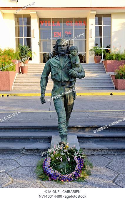 Che Guevara Statue, Santa Clara, Cuba, Caribbean