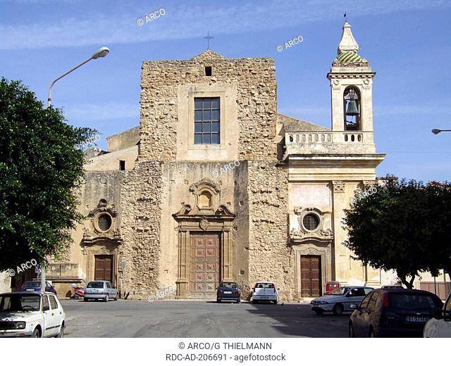 Church of Sant'Agostino, Sciacca, Sicily, Italy, Chiesa di Sant' Agostino