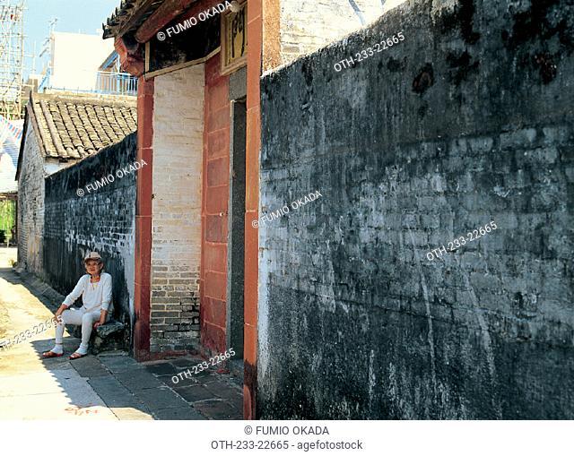 Sung Him Tong Village Fanling, Hong Kong