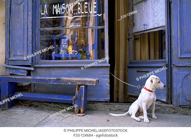 Sault. Provence. France