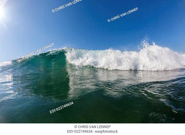 Wave White Crashing Water Swimming