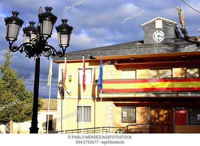 Town Hall of La Cabrera, Madrid, Spain