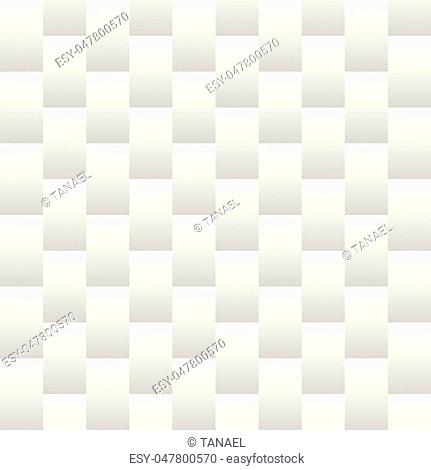 Gray vertical rectangles abstract background. Seamless pattern, vector illustration