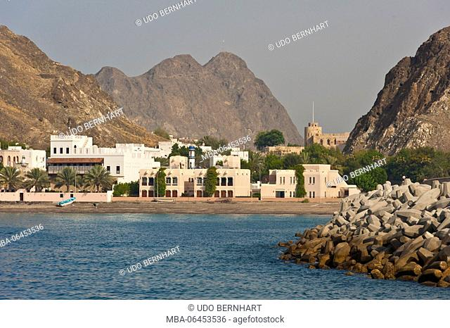 Arabia, Arabian peninsula, Sultanate of Oman, Muscat, Kalbuh park