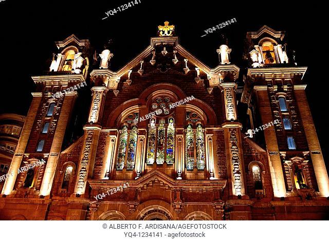 Iglesia de San Juan el Real Oviedo, Asturias
