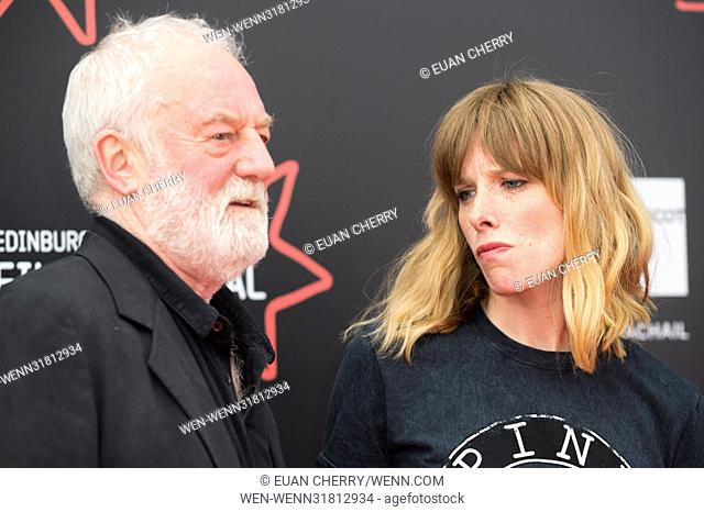Members of the Jury attend a photocall for the 71st Edinburgh International Film Festival at Fountainbridge. Featuring: Bernard Hill