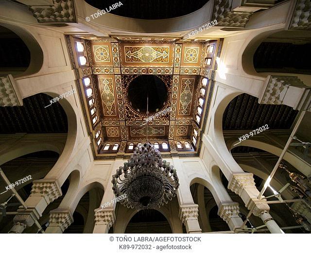 Mezquita Sayeda Zeinab, El Cairo , Egipto