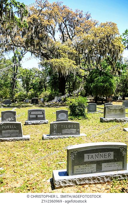 The Savannah City Cemetery