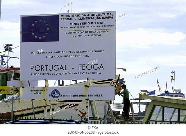 European construction fund FEDER