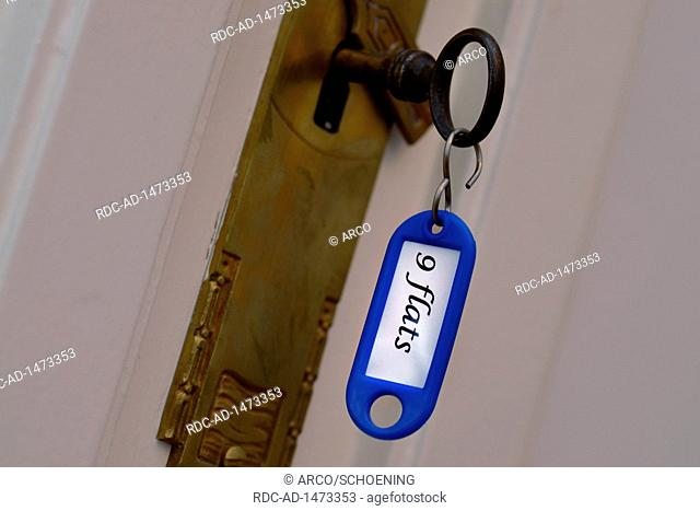 keys for holiday apartment, 9flats