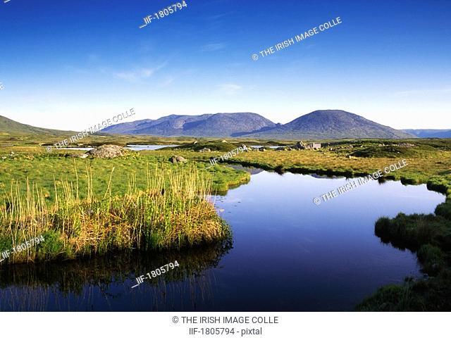Co Galway, Near Recess, Connemara, Ireland
