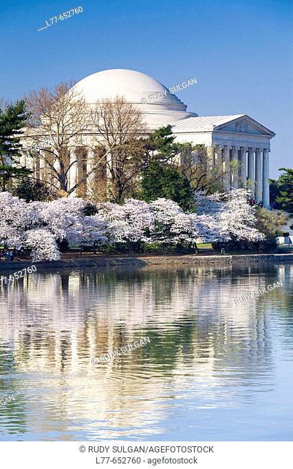 Jefferson Memorial, Washington DC. USA