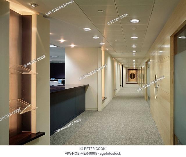 MERRILL CORP, LONDON, UNITED KINGDOM, Architect NOBLE ASSOCIATES