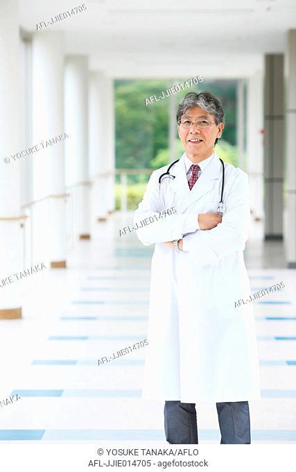 Senior Japanese doctor