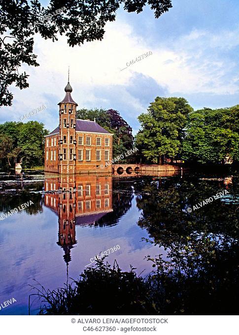 Bouvigne Castle. Breda. Noord-Brabant. Holland