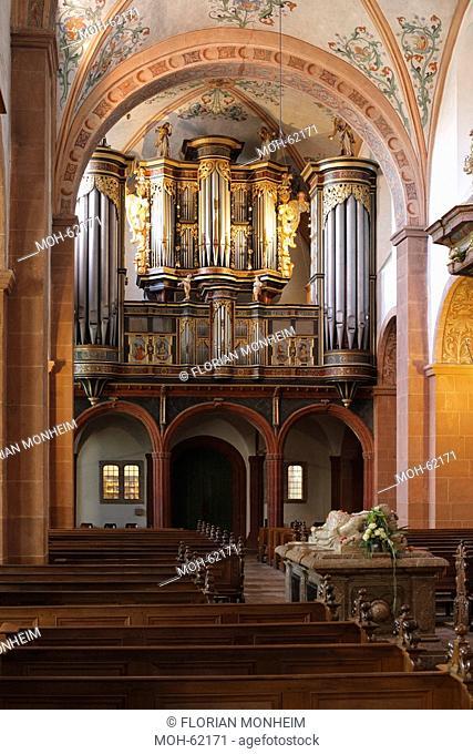 Steinfeld, Klosterkirche