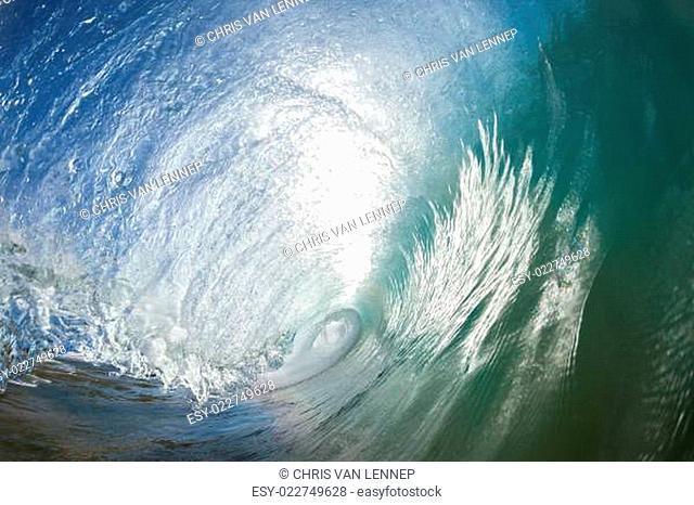 Wave Crashing Water Ocean
