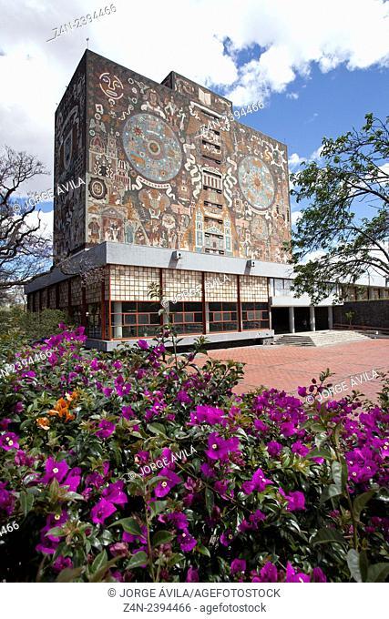 National University, Mexico city, Mexico