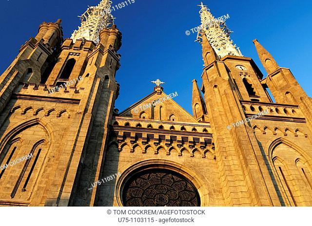 catholic cathedral Jakarta Indonesia