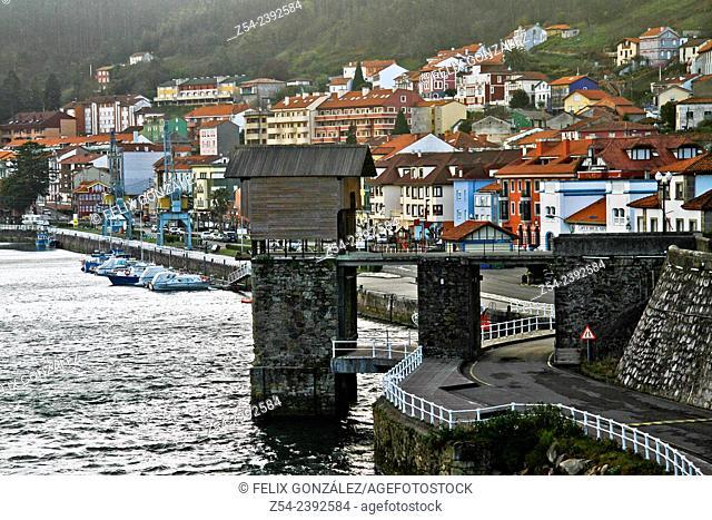 San Esteban de Pravia, Asturias, Spain
