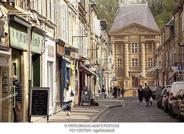 Rimbaud Museum, Charleville-Mézières, Ardennes, Champagne-Ardenne, France