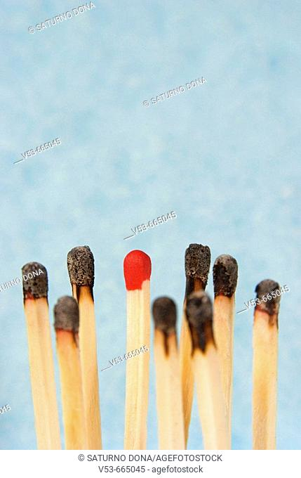 Matches variation