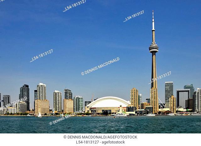 CN Tower Toronto Ontario Canada