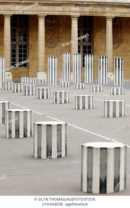 Palais Royal, Paris, France