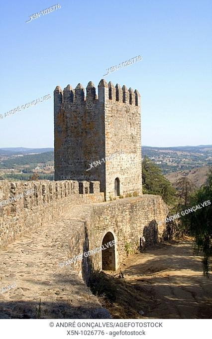 Montemor Castle, Portugal