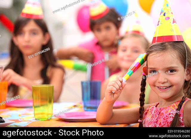 Child&#039 s birthday party