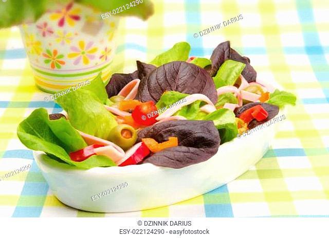 Fitness salad