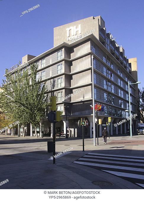 Hotel NH Ciudad Zaragoza Spain