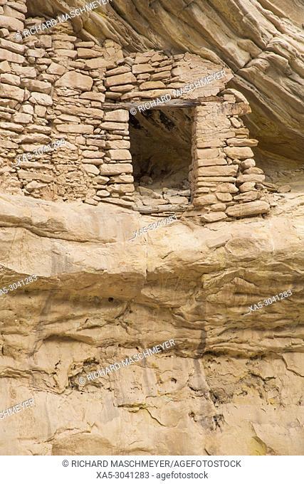 Target Ruins, Ancestral Pueblo, up to 1,000 years old, Bears Ears National Monument, Utah, USA