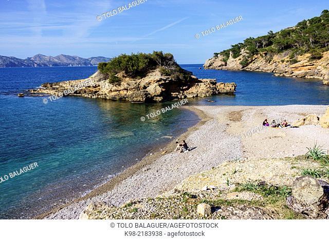 S'Illot, Alcudia,Majorca, Balearic Islands, Spain