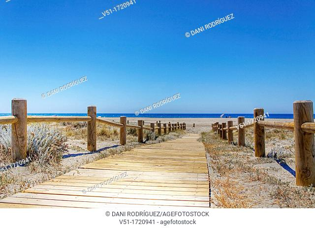 Cabo de Gata- Nijar Natural Park, Almeria Province, Andalucía