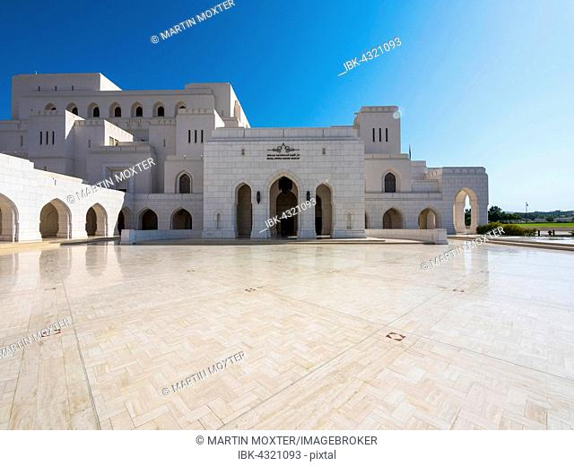 Royal Opera House, Opera House, Muscat, Oman