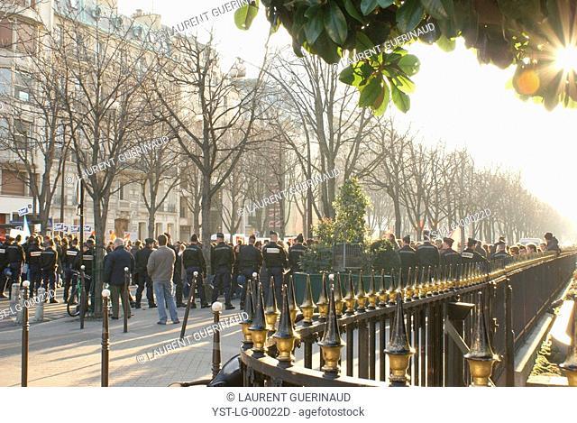 Place Franklin D. Roosvelt, 8° arrondissement, Ile-de-France, Paris, France