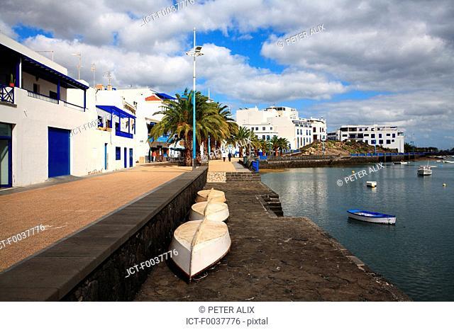 Spain, Canary islands, Lanzarote, Arrecife