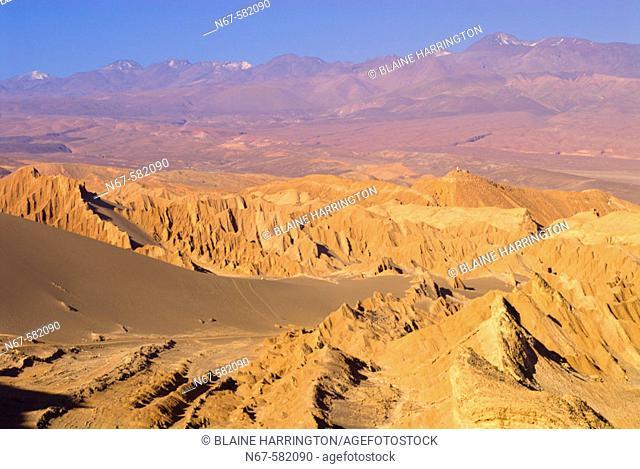 Death Valley (Valle de la Muerte), Atacama Desert, Chile